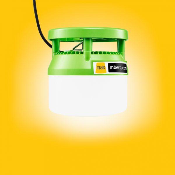 MBerg 2.0 48V LED-työmaavalaisin