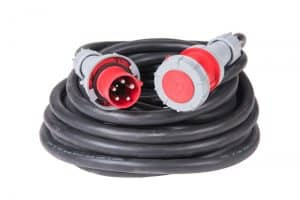 Extension cable 125A 5x50mm² 20m