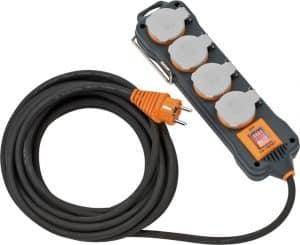 professionalLINE Extension Socket IP54 5m H07RN-F 3G2.5