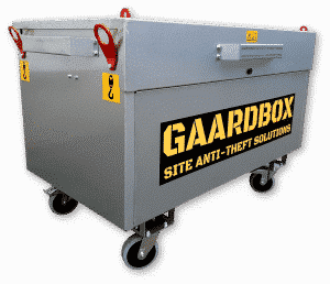 GAARDBOX SAFETY CHEST FOR TOOLS