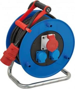 Cable reel 20m 5x2