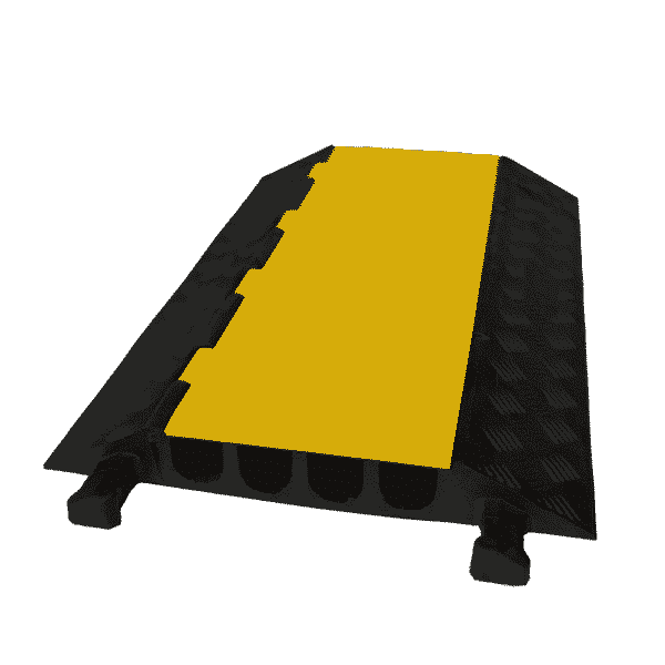 GAARD® RAMP Cable cover 4-channels