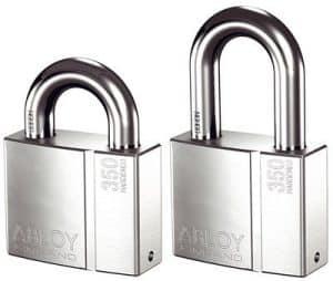 Gaardbox padlock pair ABLOY PL350