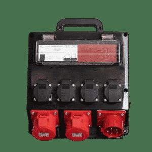 TAS16/1 Distribution box 16A