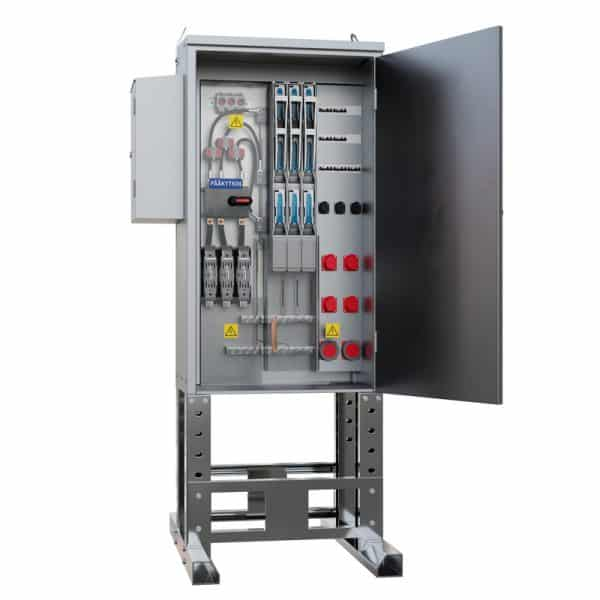 TSR-MHUB 250A Main electric central