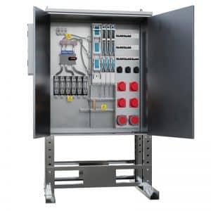 TSR-MHUB 400A Main electric central