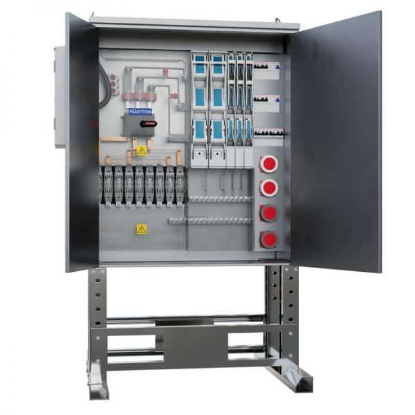 TSR-MHUB 630A Main electric central